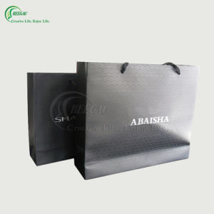 Fashion Paper Packaging Bag for Shopping (KG-PB006)