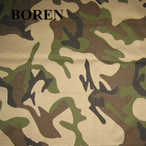 Camouflage Color Fabric Waterproof for Travel