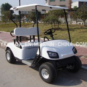 Retail 2 Seat Electric Golf Car (JD-GE501A) pictures & photos