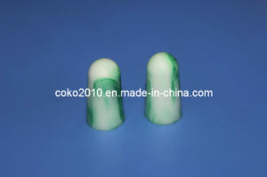 Noise Reduction PU Foam Earplugs in Multi Color pictures & photos