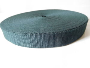 25mm Dark Blue Aramid Fiber Webbing for Fire Safety pictures & photos