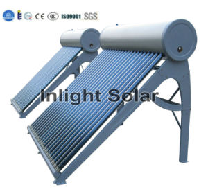 High Quality Solar Energy Water Heaters (CE certified) pictures & photos