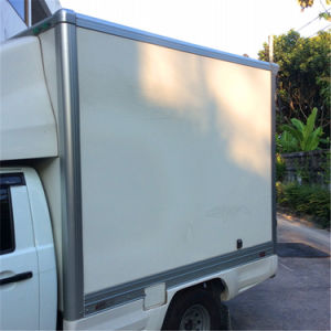 UV Resistant FRP Coated EPS Foam Panel for Truck Body Construction pictures & photos