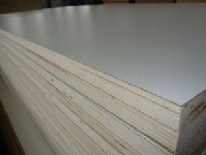 Best Quality White Melamine Plywood pictures & photos