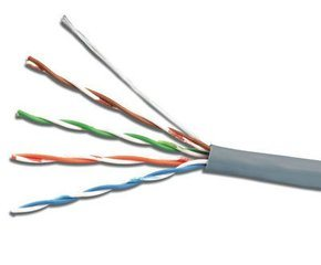 China Qualified of Cat5 Network LAN Cable