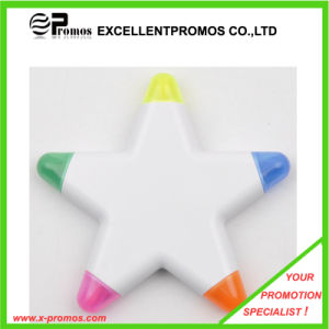 Top Quality Cheap Customized Logo Flower Shape Highlighter Pen (EP-P6266-69) pictures & photos