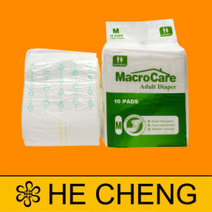 Macro Care Cheap Disposable Adult Diapers (AD-002) pictures & photos