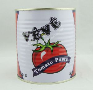 Veve Brand Canning Tomato Paste pictures & photos