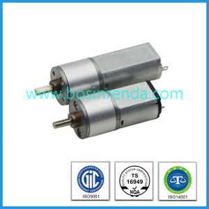 16mm 6V 20rpm DC Gear Micro Motor with Low Voltage pictures & photos