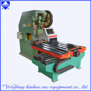 Automatic Feeding Roofing Nails Sheet Machine Punching
