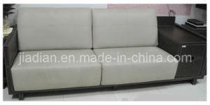 China Leather Sofa Sf 01