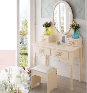 Wooden Dressing Table Designs for Bedroom (JB-8002B)