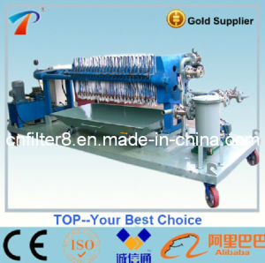 Hydraulic Board and Frame Filter Press (BAM) pictures & photos