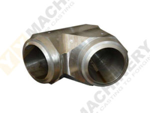 Hot Drop Forging Forged Elbow pictures & photos