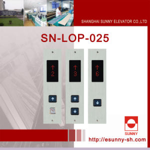 Elevator Cab Panels with Different Display (SN-LOP-025) pictures & photos