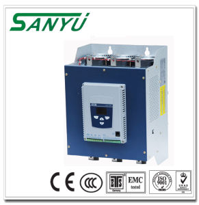 Sanyu Sjr-5000 160kw Soft Starter pictures & photos