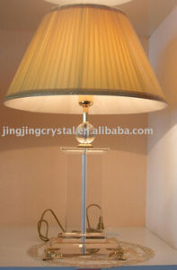 Crystal Table Lamp for Hotel Jd-Cl-14 pictures & photos