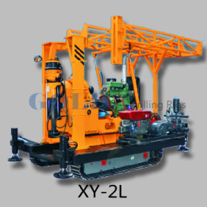 Customizable Water Well Drilling Rig XY-2L Cheap Rig From China pictures & photos