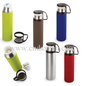 Stainless Steel Vacuum Flask with Logo Printing Dn-262 pictures & photos