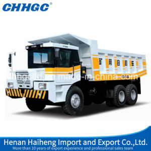 Military Quality 100t Rigid Mining Dump Truck for Sale