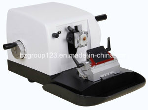 High Quality Semi Automated Microtome for Laboratory and Hospital pictures & photos