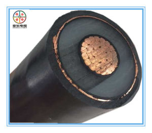 Ht Electric Cable, Singel Core XLPE Armoured Power Cable 1*300mm2