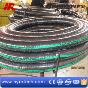 EPDM/SBR Blended Spiral or Braided Polyester Reinforcement Multi-Purpose Hose pictures & photos