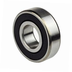 Dual Sided Rubber Sealed 6203-2RS Deep Groove Ball Bearing