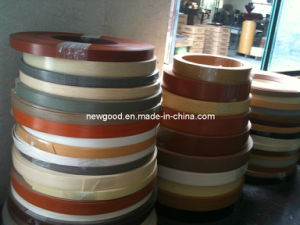 PVC Edge Banding Tape, Sealing Tape for Furniture, Wood Grain/Solid Color, Manufacturer Best Prices Attached pictures & photos