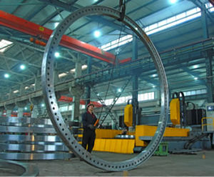 Wind Tower Flange, Wind Turbine Tower Flange (G003) pictures & photos