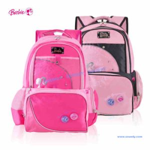 Barbie Leisure Backpack with Pins