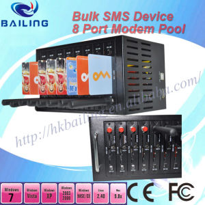 ... IP Ussd Stk 8 Port SMS Modem Pool