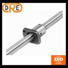 Quick Delivery Term and Hot Sale for Precision Machines Flunge Nut Ball Screw pictures & photos