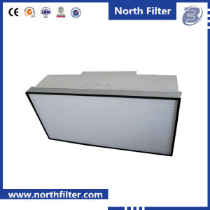Low Noise Fan Filter Unit for Clean Room