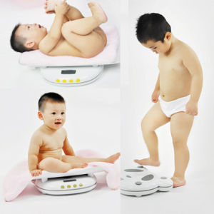 Factory Supply Electronic Baby Scale pictures & photos