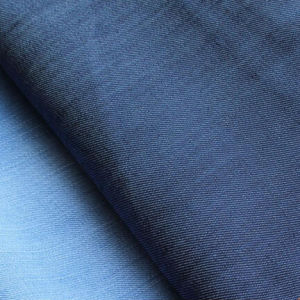 12oz Dark Blue 100% Cotton Denim Fabric pictures & photos
