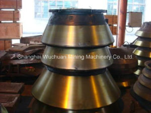 Manganese Cones Parts for Stone Crusher pictures & photos