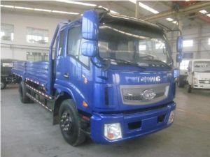 T-King 10 Ton Cargo Truck with 131HP Diesel Engine pictures & photos