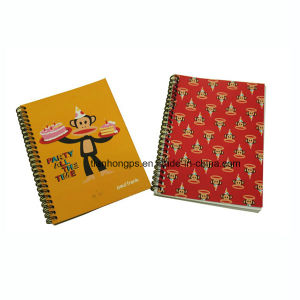 Customized Competitive Promotional Spiral Notebook pictures & photos