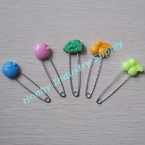 Fruit Head Baby Diaper Safety Pin (G329H)