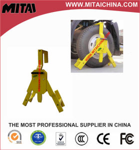 High Quality Steel Pipe Truck Wheel Clamp (CLS-02)