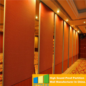 Living Room Dividers of Operable Partition Wall Panel