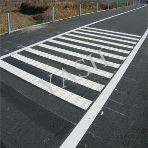 Thermoplastic Highway Line Yellow Marking Paint