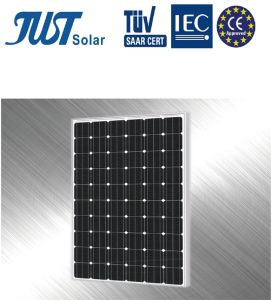 Super Quality 250W Mono Solar Panels with CE, TUV Certificates pictures & photos