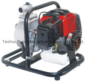 China WP10cx Water Pump With 2 Stroke Engine RJ 10B 1