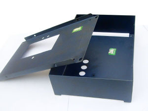 Customize Stamping Computer & PC & Laptop Shell Host Casing Metal Processing, Stamping, Punching