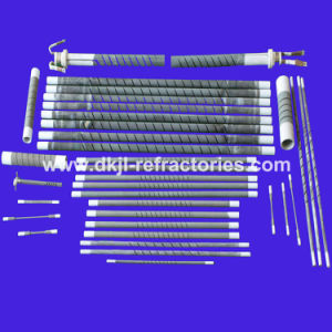 Electric Resistance Industrial Heater Silicon Carbide Heating Rods pictures & photos