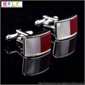 VAGULA Silver Mancuerna Catseye Cuff Links (Hlk31454) pictures & photos