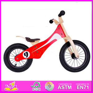 2014 New and Popualr Wooden Kid Bike, High Quality Wooden Kid Bike and Hot Sale Balance Wooden Kid Bike W16c052 pictures & photos