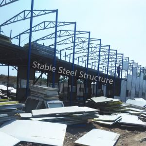 Prefab Steel Structure Multi Storey House Premanufactured Homes for Workers pictures & photos